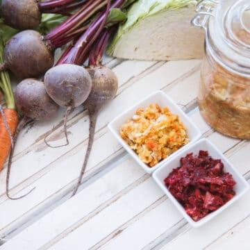 sauerkraut, gut health, microbiome