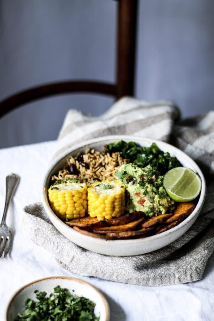 vegan, gluten free, vegetarian, healthy recipe, mexican