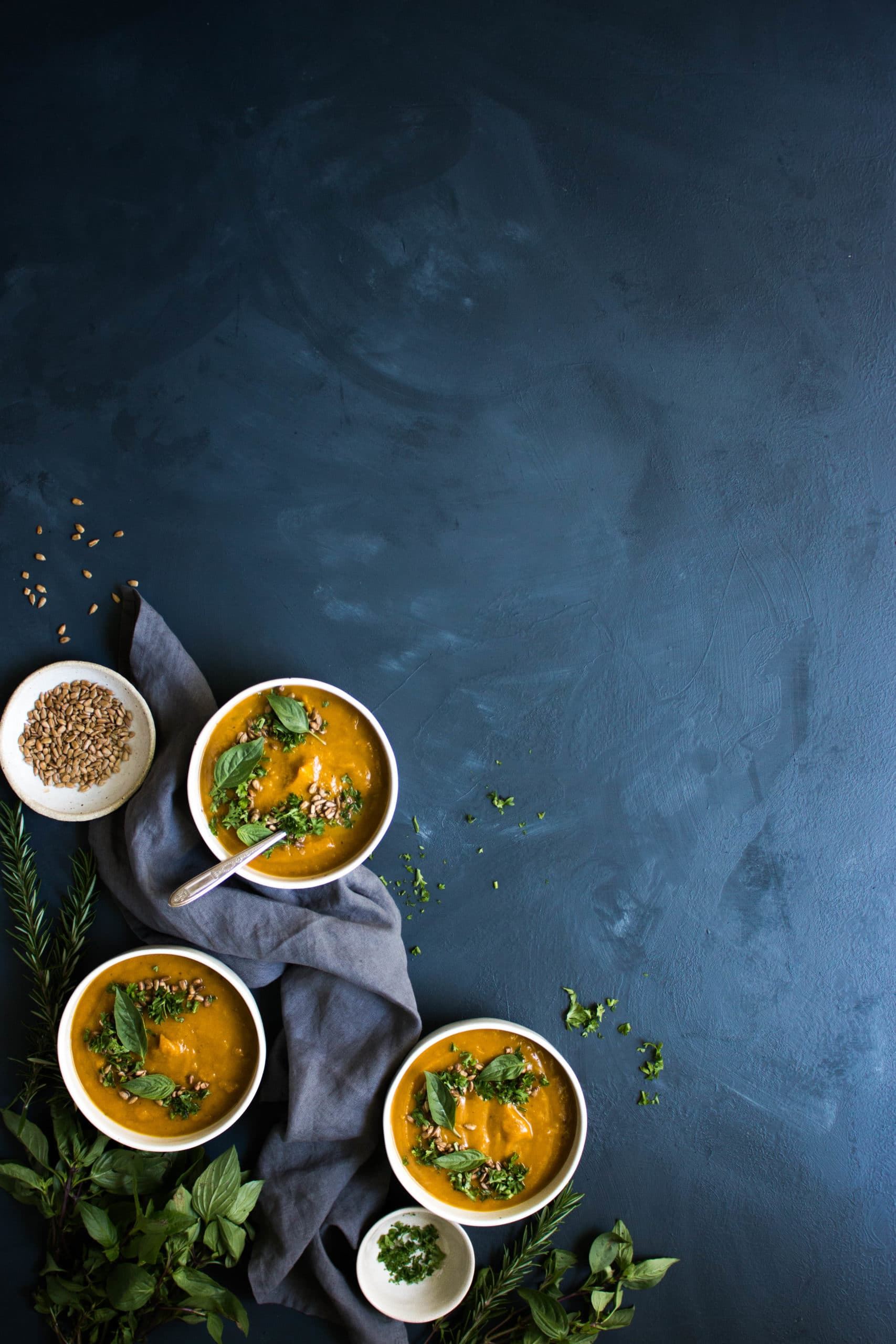 gluten free dinner, autumn meals, dairy free dinner, vegan dinner inspiration