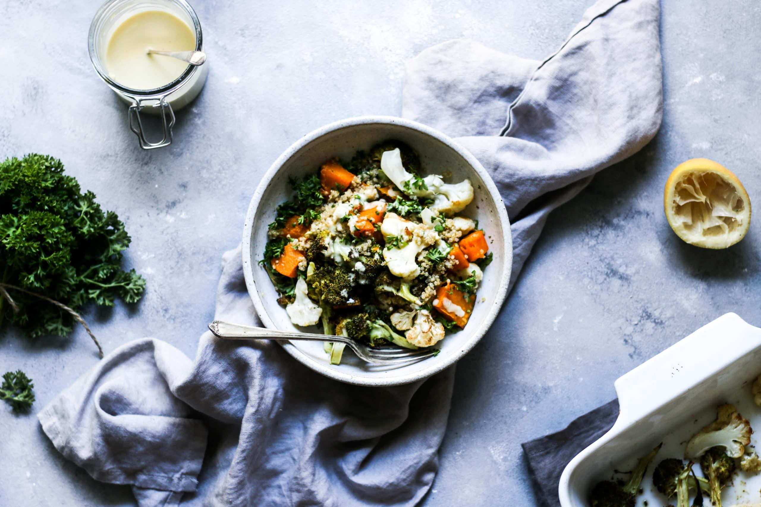 gluten free, paleo, dairy free, vegetarian salad recipe, vegan salad recipe, vegan recipes, autumn salad, warm autumn salad, gluten free recipe, dairy free recipe
