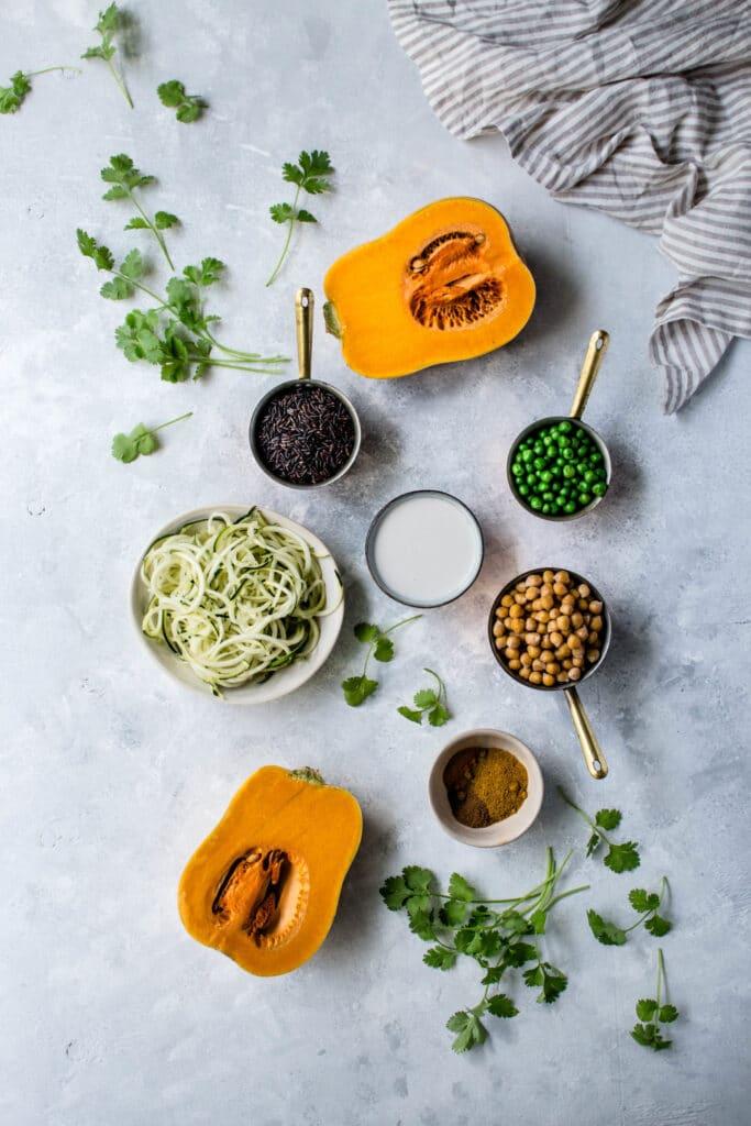 gluten free dinner, plant-based dinner, vegan dinner recipes, vegan recipes, chickpea recipe, chickpea curry recipe, chickpea curry,