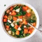 white bean soup recipe