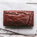 Vegan Chocolate Banana Bread recipe