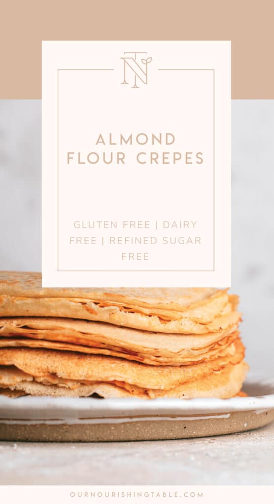 how to make gluten free crepes